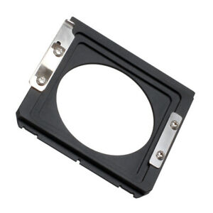 Lens Board Adapter Converter Linhof Technika 96x99mm To Horseman 80x80mm