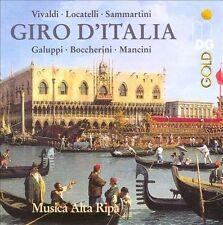 Giro D'italia, New Music