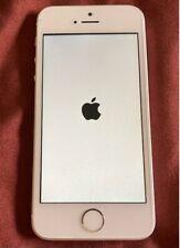 Apple iPhone SE - 64GB - White (Unlocked) A1662 (CDMA + GSM)