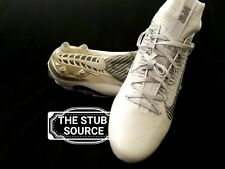 Nike Vapor Untouchable 2 White White Football Cleats Men's Size 10 824470-100