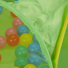 Bällebad Baby Bällepool eckig Popup-Babybällebad mit 50 Bällen BPA frei 6 Monate