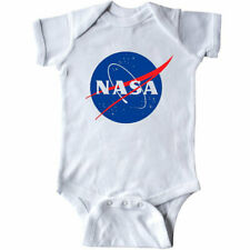 Kids Toddler Nasa Geek Logo Baby Grow New Born Body Suit Love ideal for gift