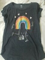 Old navy t girl  shirt size 14