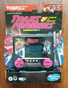 Tiger Electronics - Transformers Generation 2 LCD Handheld Game by Hasbro