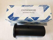 Nitrile Rubber Cutless bearing 25mm Shaft x 36 OD cutlass   Jeanneau,  Beneteau