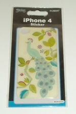 SKINS IPHONE 4 DECAL STICKERS x 2 PACKETS - BIRD DESIGNS - BNIP