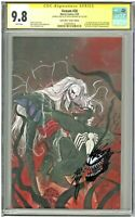 Venom 26 CGC 9.8 SS Comic Mint Virgin Edition Peach Momoko Sketch 1st Virus