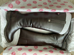 BNWB WOMEN'S MATISSE YORKER CAFE RIDING BOOTS US SIZE 6.5M