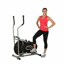 Elliptical Trainer Exercise Fitness Machine Workout Gym Home Cardio Equipment