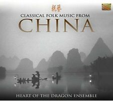 Heart of the Dragon - Classical Folk Music from China [New CD]
