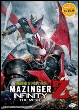 DVD Mazinger Z Infinity The Movie