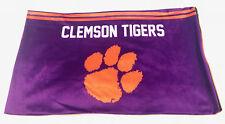 Clemson Tigers Quality Soft Microfiber Pillow Case Cover