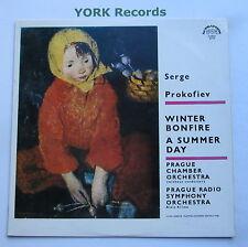SUA ST 50773 - PROKOFIEV - Winter Bonfire / A Summer Day KLIMA - Ex LP Record