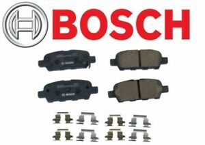 Bosch Rear Brake Pads for Infiniti + Nissan  Maxima Pathfinder Murano 350z