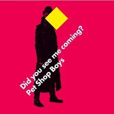 PET SHOP BOYS 'DID YOU SEE ME COMING + 2 BONUS' UK CD 2
