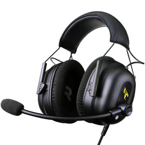 Virtual 7.1 Surround Sound 3.5mm USB Gaming Headphone Headset  for PS4 XBOX