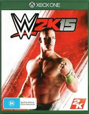 WWE 2K15  - Xbox One game - BRAND NEW