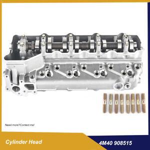 Complete Cylinder Head for MITSUBISHI Triton 4M40 Non-Turbo OE ME202621