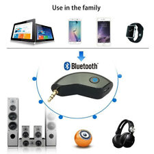 Wireless Bluetooth 3.5mm Car AUX Music Speaker Adapter  Stereo Audio Receiver