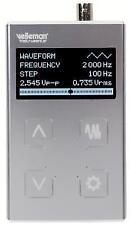 1mhz Pocket DDS Function Generator - Velleman Instruments