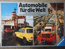AUTOMOBILE FÜR DIE WELT    /   RAVENSBURGER