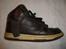 huge selection of d9008 653cb Nike Dunk High Premium Size 9 Style 312786-222 Barq Brown