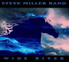 Steve Miller - Wide River - BRAND NEW CD - RARE & OOP