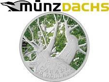 $20 Canadian Maple Canopy Spring 1 oz .9999 fine silver Silver Canada 2013