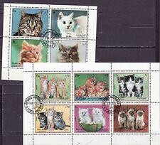 Sharjah 1972 - Katten / Cats / Katze