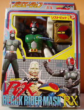 KAMEN RIDER BLACK RX RIDER MASK FIGURE JAPAN1988