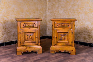 Voglauer Anno 1600 Cottage Dresser Farmhouse Wardrobe Night Table Cabinet Solid