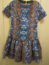 RAPTURE peplume Skeena S dress size 8