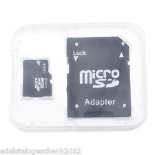 64GB Micro SD TF SDHC Speicher Memory Karte Card Speicherkarte Flash Class 10