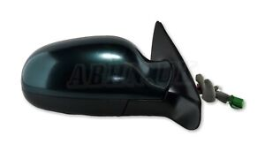 Volvo S60 MK1 & V70 Mk2 (99-03) Right Side Door Mirror Electric Green 7-Wires