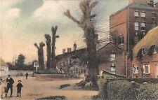POSTCARD   WILTSHIRE   NETHERAVON    Village