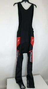 SPECIALIZED - Mens Lg Cycling Bibs Tights Pants with Gel Padded Seat - EXCELLENT