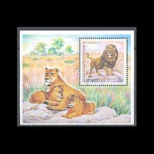 Moldova, Sc #387, Mnh, 2001, S/S, Animal, Panther Leo, Ar5Sid-9