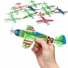 5Pcs Glider Prop Flying Gliders Plane Aeroplane Model Kids Children Toys Gift