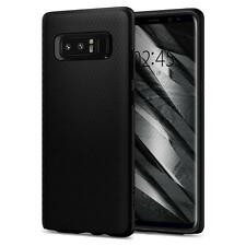 Case Spigen SGP LIQUID AIR for Samsung Galaxy Note 8 - BLACK - 587CS22060