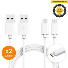Samsung Galaxy J7 Charger Micro USB 2.0 Cables Micro USB Data Sync Charging C...