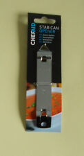Chef Aid 2 in 1 Traditional Stab Can Opener And Bottle Opener New