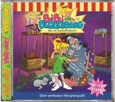 CD * BIBI BLOCKSBERG - HÖRSPIEL 052 - WO IST KARTOFFELBREI? # NEU OVP KX