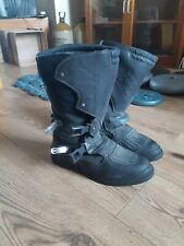 Motorbike boots size 10 used
