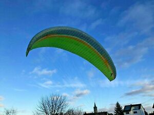 Paraglider wing Swing Mistral 6 80-105kg 2010 EN-B with check untill 12/2021