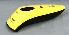 Used Socket Mobile 8550-00068 G1 CHS 7Ci Bluetooth Barcode Scanner YELLOW
