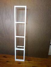 IKEA Lerberg Media Wall Mount CD DVD Shelf Rack WHITE 10035