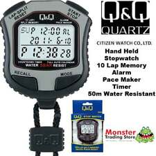 AUSSIE SELLER CITIZEN MADE PRO HAND HELD STOP WATCH HS45J002 RP$119.9 WARANTY