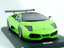 1/18 MR Lamborghini Murcielago LP670 R-SV Ithaca Verde Green ltd 18pcs.