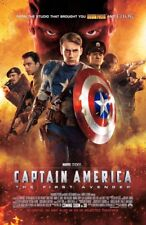 """Captain America First Avenger(11"""" x 17"""") Collector's Poster Print -( T2) - B2G1F"""