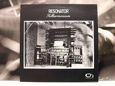 RESONATOR - TELHARMONIUM LP EX+/EX+ UK 1996 NINEBARecords NOZALP04